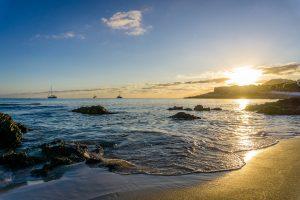 plaża Hiszpania