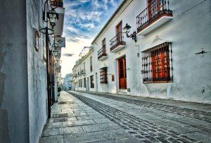 Hiszpańskie uliczki