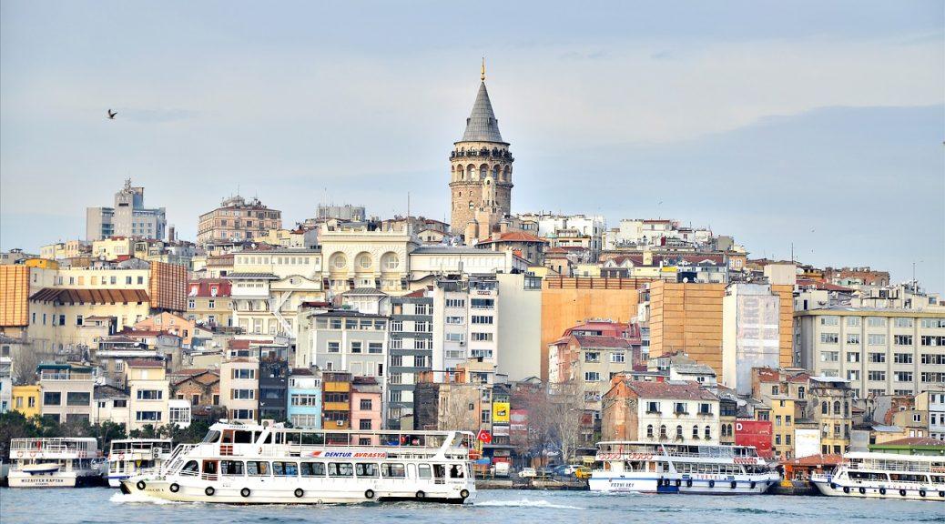 wieża Turcja