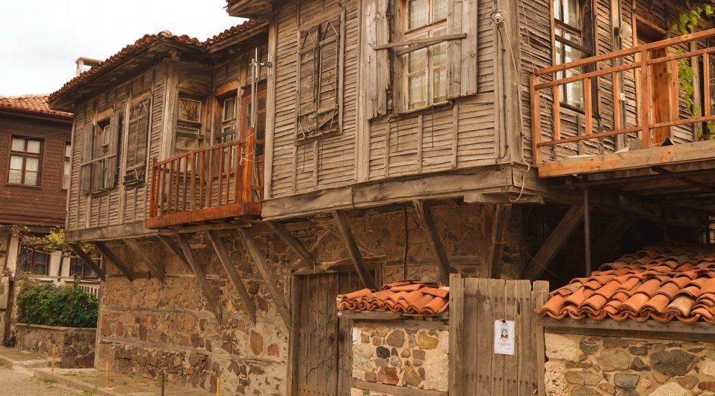 Domy w Bułgarii