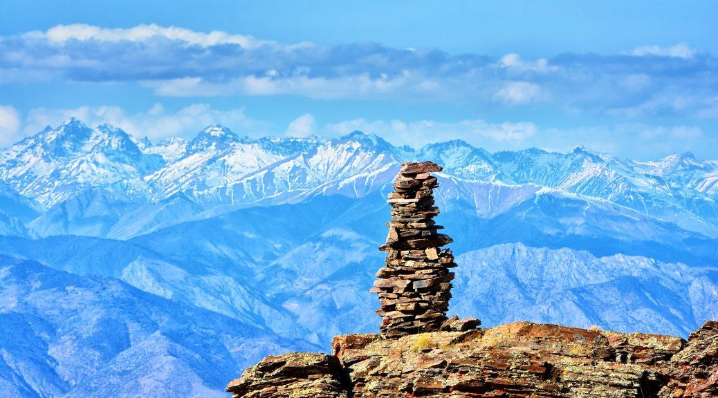 Turcja pasmo górskie