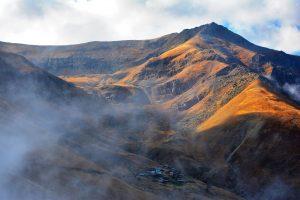 Wioska w górach Turcja
