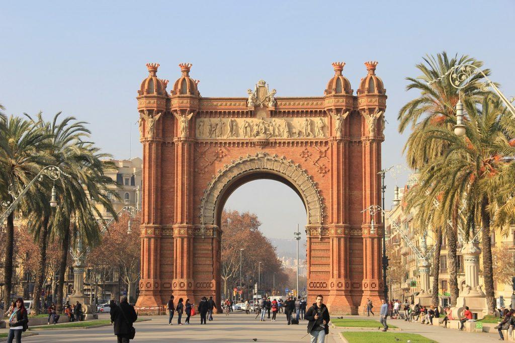 Brama Barcelona
