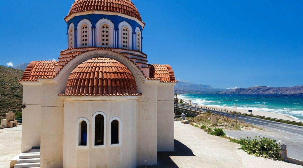 Grecja kościół
