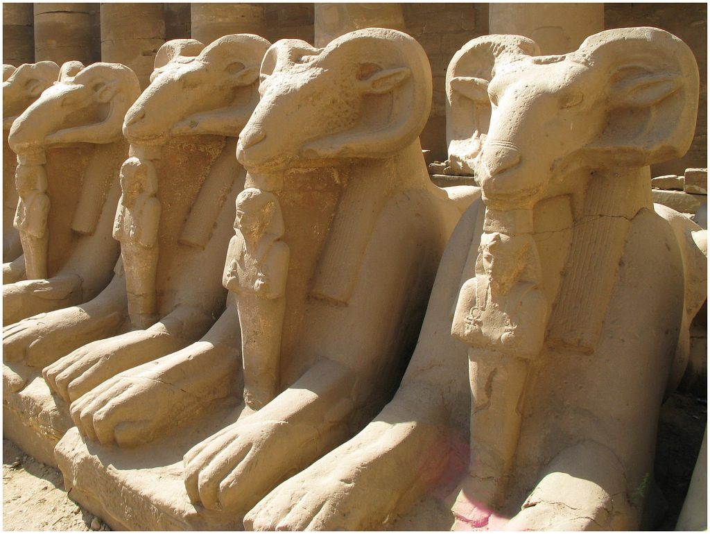 świątynia Karnaku