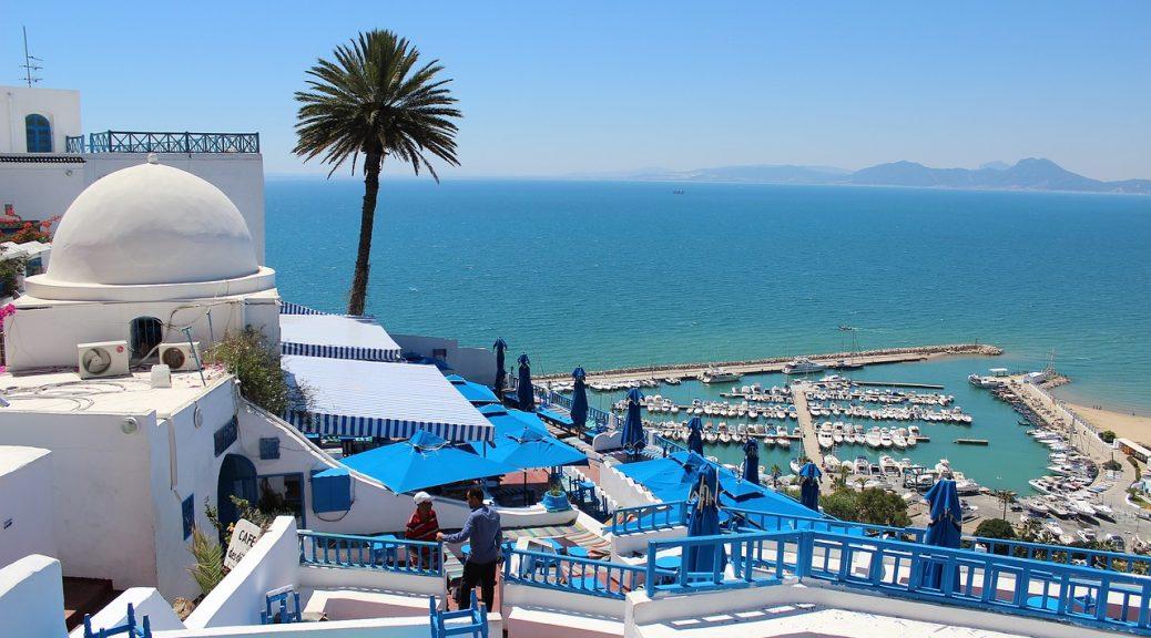Miasto w Tunezjii