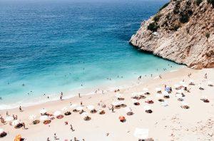 plaża Antalya